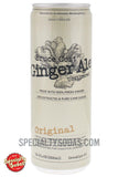 Bruce Cost Ginger Ale Unfiltered Original 12oz Aluminum Can
