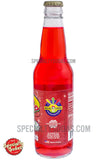 Astro Pop Zero Calorie Cherry Soda 12oz Glass Bottle