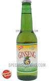 Barons Ginseng Ginger Ale Original 12oz Glass Bottle