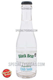 Black Bear Legendary Club Soda 6.3oz Glass Bottle