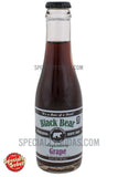 Black Bear Legendary Grape Soda 6.3oz Glass Bottle