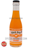 Black Bear Legendary Orange Soda 6.3oz Glass Bottle