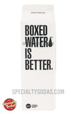 Boxed Water is Better 500ml Paperboard Carton