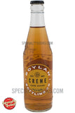 Boylan's Creme Soda 12oz Glass Bottle