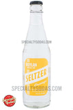Boylan's Orange Seltzer 12oz Glass Bottle