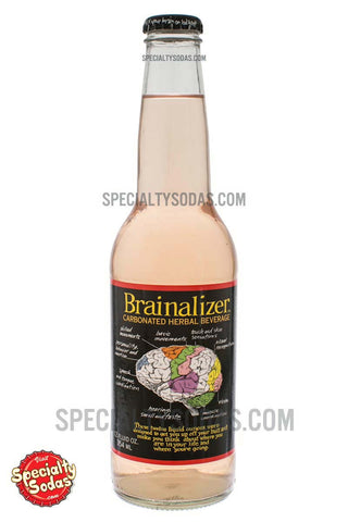 Brainalizer 12oz Glass Bottle