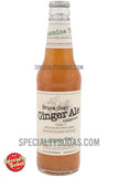 Bruce Cost Ginger Ale Unfiltered Jasmine Tea 12oz Glass Bottle