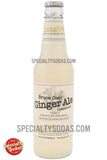 Bruce Cost Ginger Ale Unfiltered Original 12oz Glass Bottle