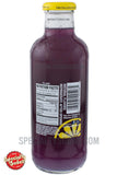 Calypso Grape Berry Lemonade 20oz Glass Bottle