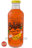 Calypso Tropical Mango Lemonade 20oz Glass Bottle