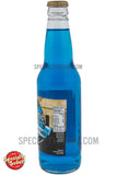Capone Family Secret Blue Raspberry Soda 12oz Glass Bottle