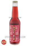 Carousel Gourmet Black Cherry Soda 12oz Glass Bottle