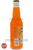 Carousel Gourmet Orange Soda 12oz Glass Bottle