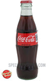Coca-Cola 8oz Glass Bottle