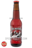 Cool Mountain Strawberry Soda 12oz Glass Bottle