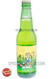 Corn Squeezin' Smooth Citrus Soda 12oz Glass Bottle