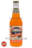 Crater Lake Orange Cream Soda 12oz Glass Bottle
