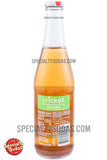 Cricket Mandarin Green Tea 12oz Glass Bottle