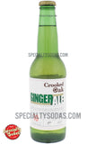 Crooked Oak Ginger Ale 12oz Glass Bottle