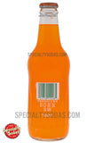 Crush Orange Soda 12oz Glass Bottle