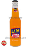 Dad's Orange Cream Soda 12oz Glass Bottle