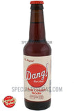 Dang! That's Good Red Cream Soda 12oz Glass Bottle