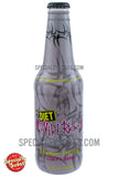 Diet Wild Ride Energy Drink 12oz Glass Bottle