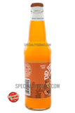 Dr. Brown's Original Orange Soda 12oz Glass Bottle