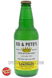 Ed & Pete's Old-Fashioned Lemonade 12oz Glass Bottle