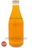 Empire Bottling Works Banana Soda 12oz Glass Bottle