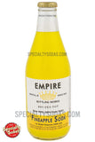 Empire Bottling Works Pineapple Soda 12oz Glass Bottle