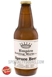 Empire Bottling Works Spruce Beer 12oz Glass Bottle