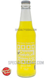 Excel Orange Pineapple Soda 12oz Glass Bottle