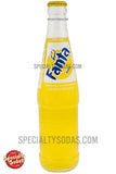 Fanta Pina (Pineapple) 355ml Glass Bottle