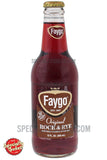 Faygo Rock & Rye 12oz Glass Bottle