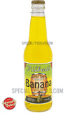 Filbert's Old Time Quality Banana Soda 12oz Glass Bottle