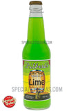 Filbert's Old Time Quality Lime Soda 12oz Glass Bottle