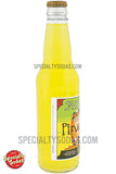 Filbert's Old Time Quality Pineapple Soda 12oz Glass Bottle