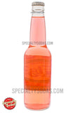 Fitz's Premium Strawberry Pop 12oz Glass Bottle