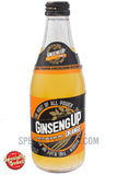 Ginseng Up Orange Soda 12oz Glass Bottle