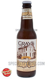 Gray's Orange Cream Soda 12oz Glass Bottle