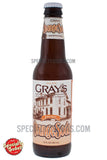 Gray's Orange Soda 12oz Glass Bottle