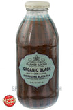 Harney & Sons Organic Black Energizing Black Tea 16oz Glass Bottle