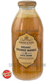 Harney & Sons Organic Orange Mango Juice Drink 16oz Glass Bottle