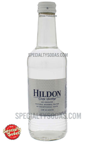 Hildon Gently Sparkling Natural Mineral Water 330ml Glass Bottle