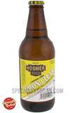 Hosmer Mountain Lemon Clear Soda 12oz Glass Bottle