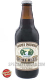 "Hosmer Mountain Premium ""Antique"" Line Sarsaparilla Root Beer 12oz Glass Bottle"