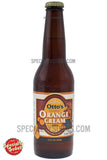 III Dachshunds Otto's Classic Orange Cream Soda 12oz Glass Bottle