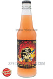 Jack Black's Scarecrowberry Soda 12oz Glass Bottle