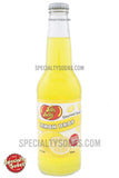 Jelly Belly Lemon Drop Soda 12oz Glass Bottle